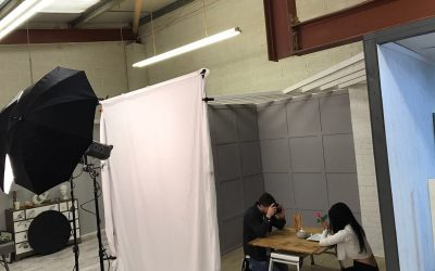 Filming and studio hire